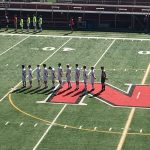North Hills High School Boys Varsity Soccer beat vs Deer Lakes HS 2-1