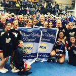 NH Comp Cheer Team Wins Double Bid to Disney