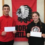 Congratulations to the OCTOBER Athletes of the Month!