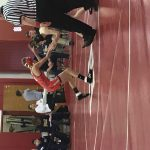 Boys Middle School Wrestling finishes 2nd place at North Hills Duals
