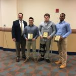 Congratulations to the NH Football All-Conference Selections