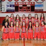 North Hills Varsity Girls Basketball Team
