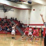 Boys Freshman Basketball beats * Fox Chapel 50 – 45