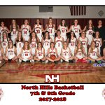 North Hills Girls 7th & 8th Grade Basketball