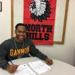 Melvin Blanks happy to sign NLI