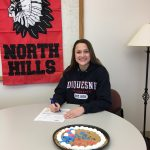 Amberly signing with Duquesne