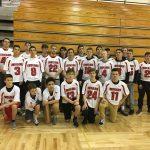 Boys lacrosse team