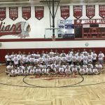 2018 Girls Basketball youth camp picture