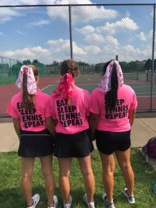 Pink out shirts