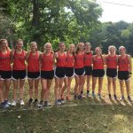 Girls' CC Team