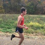 Joey Buehner finishes his HS CC career at Hershey
