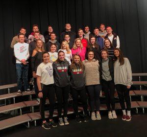2018 Varsity Club