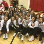 Girls' Basketball Wins the WINTER Team GPA Award