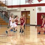 Girls' Basketball Youth Night Photos
