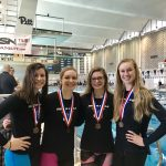 Girls Varsity Swimming finishes 12th place at WPIAL Swim Championship
