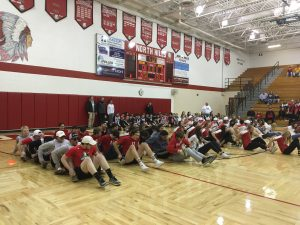 Spring Sports Pep Rally Photos