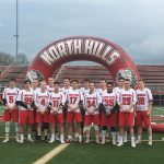 Boys' Lacrosse Senior Night