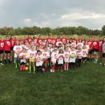 Girls Soccer Booster Camp for Kids was GREAT again this year!