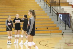 JV/Varsity Girls Volleyball Scrimmage 8/21