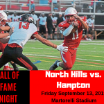 North Hills Hall of Fame Football Friday