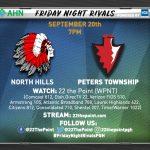 Friday Night Rivals Football game this Friday!