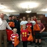 North Hills Wrestling Gives Back to the Community