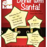 dinner with santa december 4