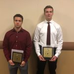 Congratulations Ronnie Novosedliak and Damon Thompson!