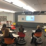 Varsity Club Learns About Nutrition