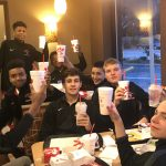 Ninth grade basketball knocks off undefeated Peters Township