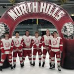 Hockey Overpowers Freeport, 5-0 on Senior Night