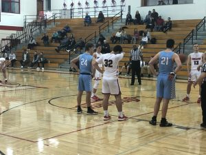Boys Basketball vs. Seneca Valley