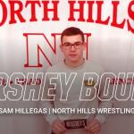 Sam Hillegas headed to Hershey!