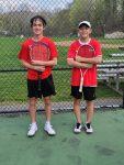 Josh Kim and Brandon McEwen Advance to the WPIAL AAA Tennis Singles Championship