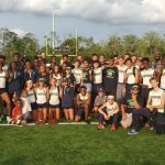 Girls District Track Champs; Boys Runner Up