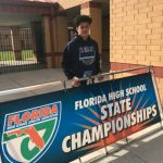 Christian Mercado Finishes 16th in State Finals