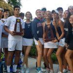 Boys & Girls Tennis District Champs!