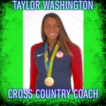 Olympic Gold Medalist Joins Coaching Staff