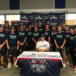 Carson Montgomery Selected to USA/MLB PDP League
