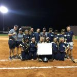 Softball Team Wins Districts