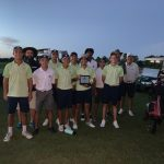 Boys Golf wins Wolverine Invitational