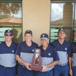 Boys Golf Advance to States for Third Year