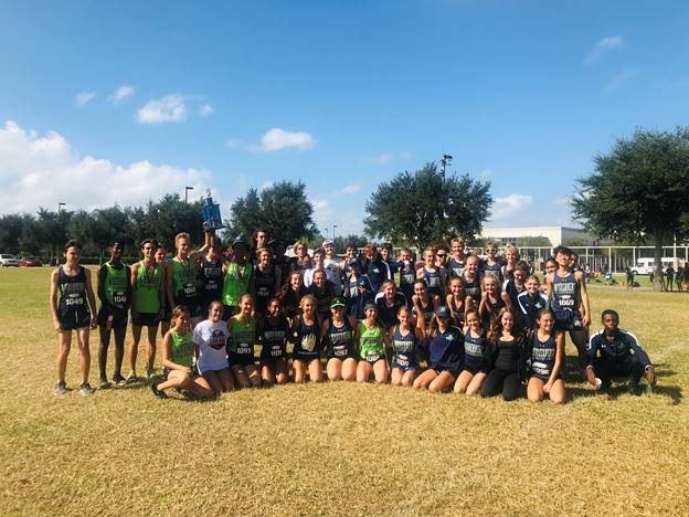 Congratulations Cross Country!