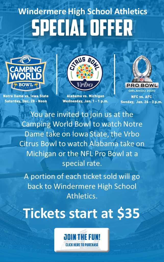 Bowl Game Fundraiser