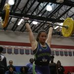 Lady Lifters take 3rd at Districts! Qualify 9 for regions!
