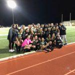 Girls Soccer Wins District Tournament