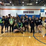 Wrestling Placed 3rd in District Tournament