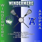 Girls Lacrosse vs Apopka