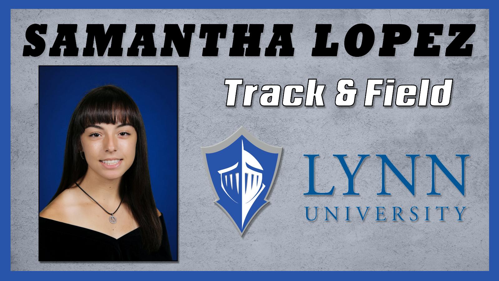 2020 College Signee Spotlight Samantha Lopez
