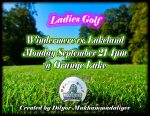 Girls Golf vs Lakeland